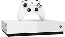 Microsoft Xbox One S All Digital Edition (1TB) + 3 games & V-Bucks
