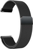 Just in Case Samsung Galaxy Watch Active Mesh Bandje Zwart