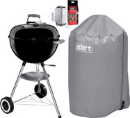 Weber Barbecue Package Original Kettle 47cm Black
