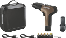 Bosch YOUseries Cordless Drill + battery and USB-C cable