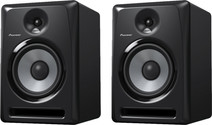 Pioneer S-DJ80X Duo Pack Zwart