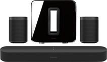Sonos Beam 5.1  + One SL (2x) + Sub