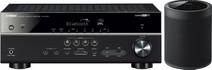 Yamaha HTR-4072 + MusicCast 20