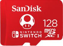 SanDisk MicroSDXC Extreme Gaming 128GB (Nintendo licensed)