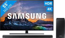 Samsung QE55Q82R - QLED + Soundbar