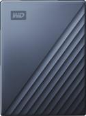 WD My Passport for Mac Type C 2TB Blauw
