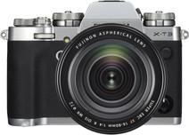 Fujifilm X-T3 Zilver + XF 16-80mm f/4 R OIS WR Zwart
