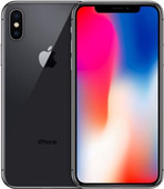 Refurbished iPhone X 64GB Space Gray