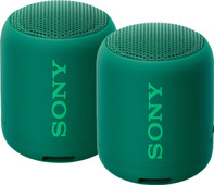 Sony SRSXB12 Duopack Groen