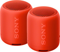 Sony SRSXB12 Duopack Rood