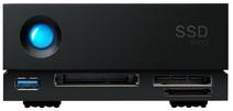 LaCie 2 Big Dock SSD Pro 4TB