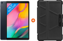 Samsung Galaxy Tab A 10.1 (2019) 32GB WiFi Black + Targus Pro-Tek Book Case Black