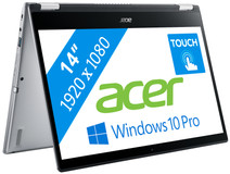 Acer Spin 3 Pro SP314-54N-507R 2-in-1 laptops with Windows 10