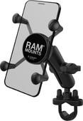 RAM Mounts Universele Telefoonhouder Motor U-bolt Stuur Klein