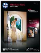 HP Premium Plus Glossy Photo Paper 20 sheets (13 x 18)