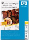 HP Superior Glossy Fotopapier 50 vel (A4)