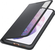 Samsung Galaxy S21 Plus Clear View Book Case Black