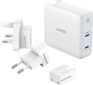 Anker PowerPort Atom III Duo Oplader zonder Kabel 2 Usb Poorten 60W Power Delivery