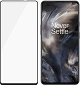PanzerGlass Case Friendly OnePlus Nord / Nord 2 Screenprotector Glas Zwart