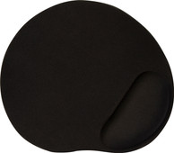 Veripart Ergonomic Mouse Pad Black