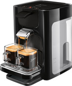 Philips Senseo Quadrante HD7865/60 Zwart