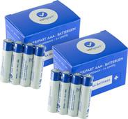 Veripart Alkaline AAA-batterijen 24 stuks Duo Pack