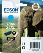 Epson 24 XL Ink cartridge Cyan C13T24324010