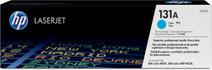 HP 131A LaserJet Toner Cyan (CF211A)