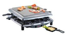 Steba Stone grill gourmet raclette RC3 Plus Chrome