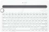 Logitech Multi Device Keyboard K480 White QWERTY