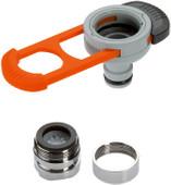 Gardena Adapter for indoor water taps