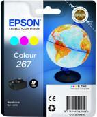 Epson 267 3-Color Pack (C13T26704010)