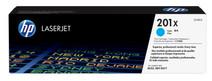 HP 201X Toner Cyaan XL (CF401X)