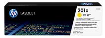 HP 201X Toner Geel XL (CF402X)