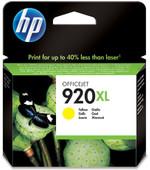HP 920XL Cartridge Yellow (CD974AE)