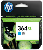 HP 364XL Cartridge Cyan (CB323EE)