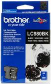 Brother LC-980BK Black Ink Cartridge (Black)