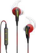 Bose SoundSport In-ear Apple Rood
