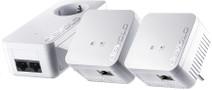 Devolo dLAN 550 WiFi 550Mbps 3 adapters