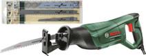 Bosch PSA 700 E (+4 saw blades)