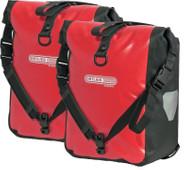 Ortlieb Sport-Roller Classic QL2.1 Red/Black (paar)