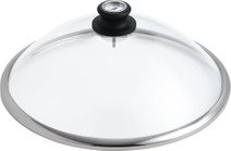 LotusGrill Glass Lid With Thermometer