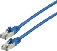 Valueline Netwerkkabel FTP CAT6 10 meter Blauw