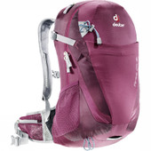 Deuter Airlite Blackberry/Aubergine 26L - Slim fit