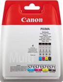 Canon CLI-571 4-Color Pack (0386C005)