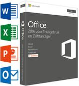 Microsoft Office Mac Thuisgebruik en Zelfstandigen 2016 NL