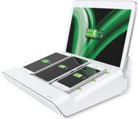 Leitz Complete Multicharger XL Docking Station White