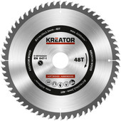 Kreator Saw Blade for Wood 216x30x2.2mm 48T