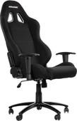 AKRacing Gaming Chair Zwart / Zwart