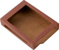 Cowon Plenue D Case Leather Brown